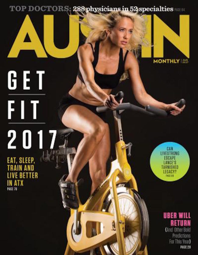 Just Imagine It Featured in Austin Monthly Magazine