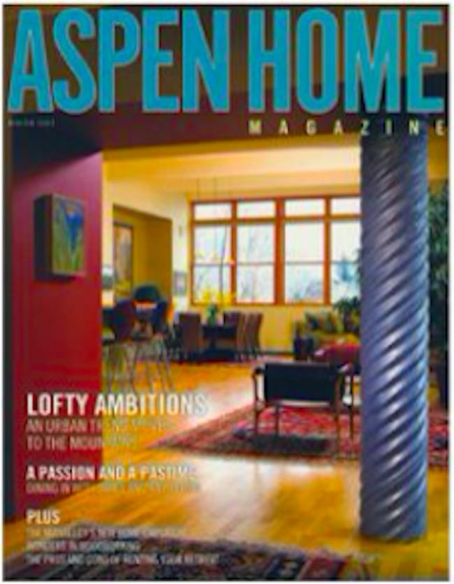 Wright Interiors - Aspen Home Magazine