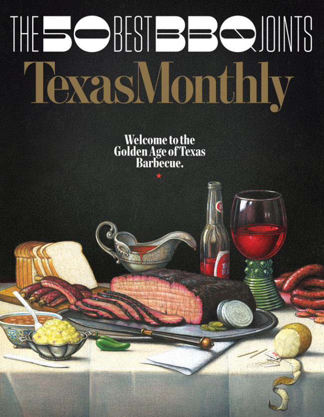 Wright Interiors House Featured in Texas Monthly